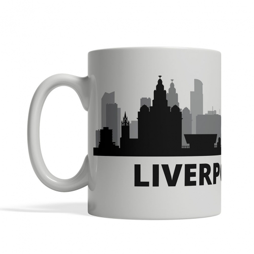 Liverpool Personalized Coffee Cup
