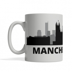 Manchester Personalized Coffee Cup