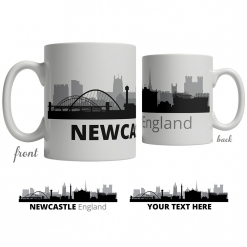Newcastle Skyline Coffee Mug