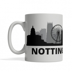 Nottingham Personalized Coffee Cup