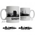 Sheffield Skyline Coffee Mug