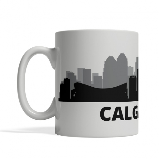 Calgary Personalized Coffee Cup
