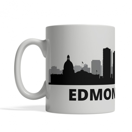 Edmonton Personalized Coffee Cup