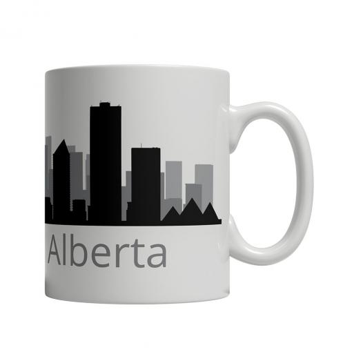 Edmonton Cityscape Mug