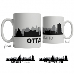 Ottawa Skyline Coffee Mug