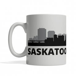 Saskatoon Personalized Coffee Cup