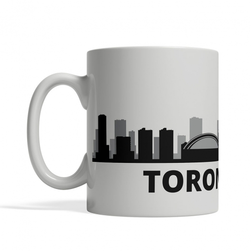 Toronto Personalized Coffee Cup