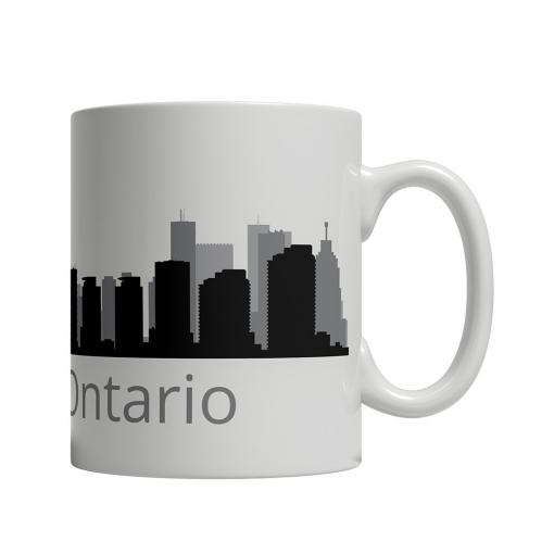 Toronto Cityscape Mug