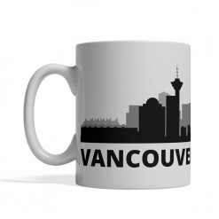 Vancouver Personalized Coffee Cup