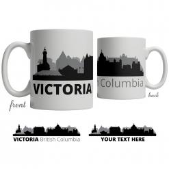 Victoria Skyline Coffee Mug