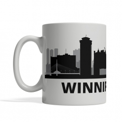 Winnipeg Personalized Coffee Cup