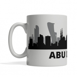 Abu Dhabi Personalized Coffee Cup