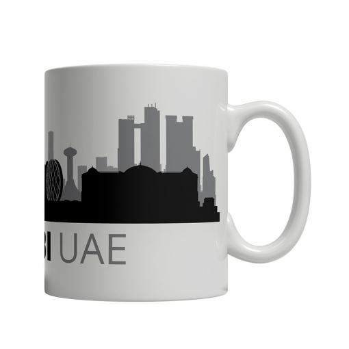 Abu Dhabi Cityscape Mug