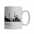 Baghdad Cityscape Mug