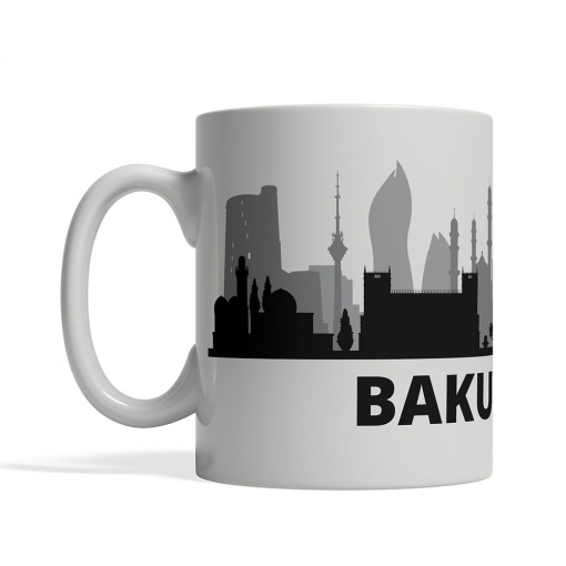 Baku Personalized Coffee Cup