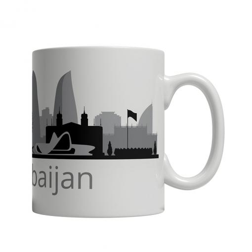 Baku Cityscape Mug