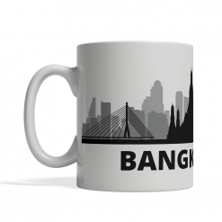 Bangkok Personalized Coffee Cup