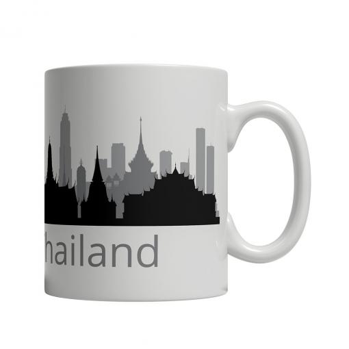 Bangkok Cityscape Mug