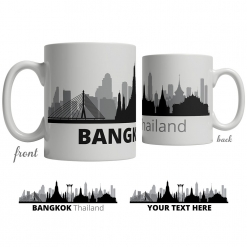 Bangkok Skyline Coffee Mug