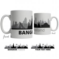 Bangkok Skyline Coffee Mug