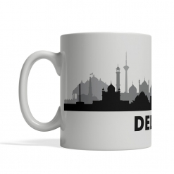 Delhi Personalized Coffee Cup