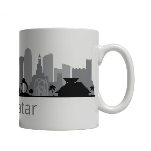 Doha Cityscape Mug