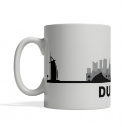 Dubai Personalized Coffee Cup
