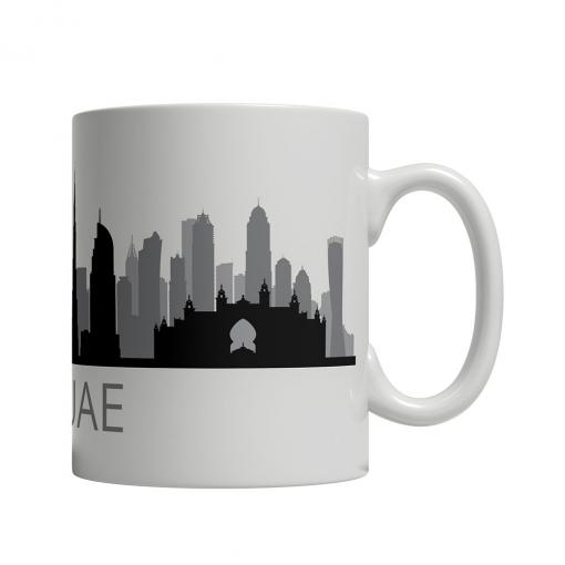 Dubai Cityscape Mug