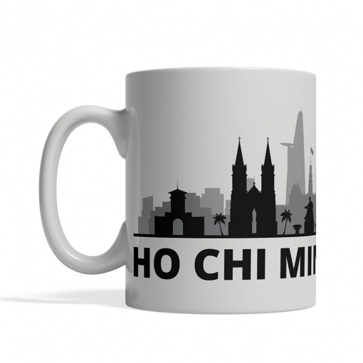 Ho Chi Minh City Personalized Coffee Cup