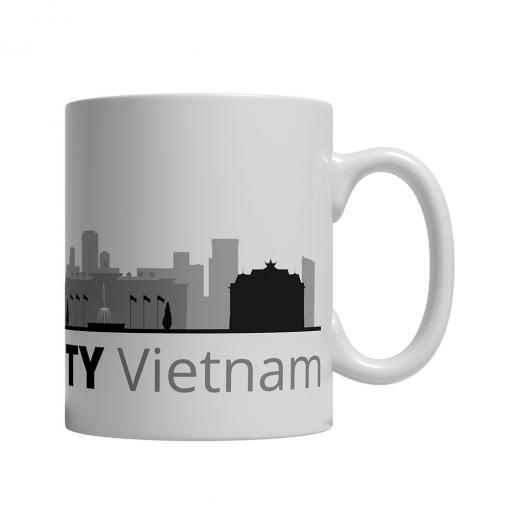 Ho Chi Minh City Cityscape Mug