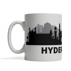Hyderabad Personalized Coffee Cup