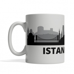 Istanbul Personalized Coffee Cup