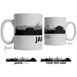 Jaipur Skyline Coffee Mug