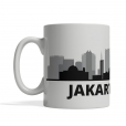 Jakarta Personalized Coffee Cup