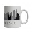 Jakarta Cityscape Mug