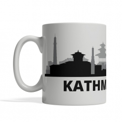 Kathmandu Personalized Coffee Cup