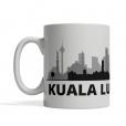 Kuala Lumpur Personalized Coffee Cup