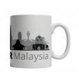 Kuala Lumpur Cityscape Mug