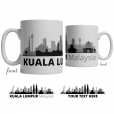 Kuala Lumpur Skyline Coffee Mug