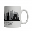 Karachi Cityscape Mug