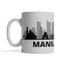 Manila Personalized Coffee Cup