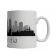 Mumbai Cityscape Mug