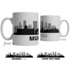 Mumbai Skyline Coffee Mug