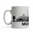 Muscat Personalized Coffee Cup