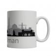 Muscat Cityscape Mug