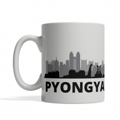 Pyongyang Personalized Coffee Cup