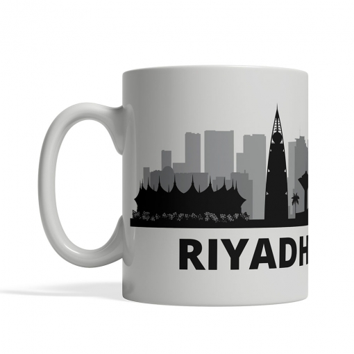 Riyadh Personalized Coffee Cup