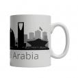 Riyadh Cityscape Mug