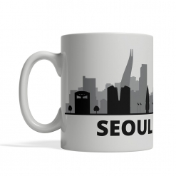 Seoul Personalized Coffee Cup