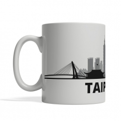 Taipei Personalized Coffee Cup